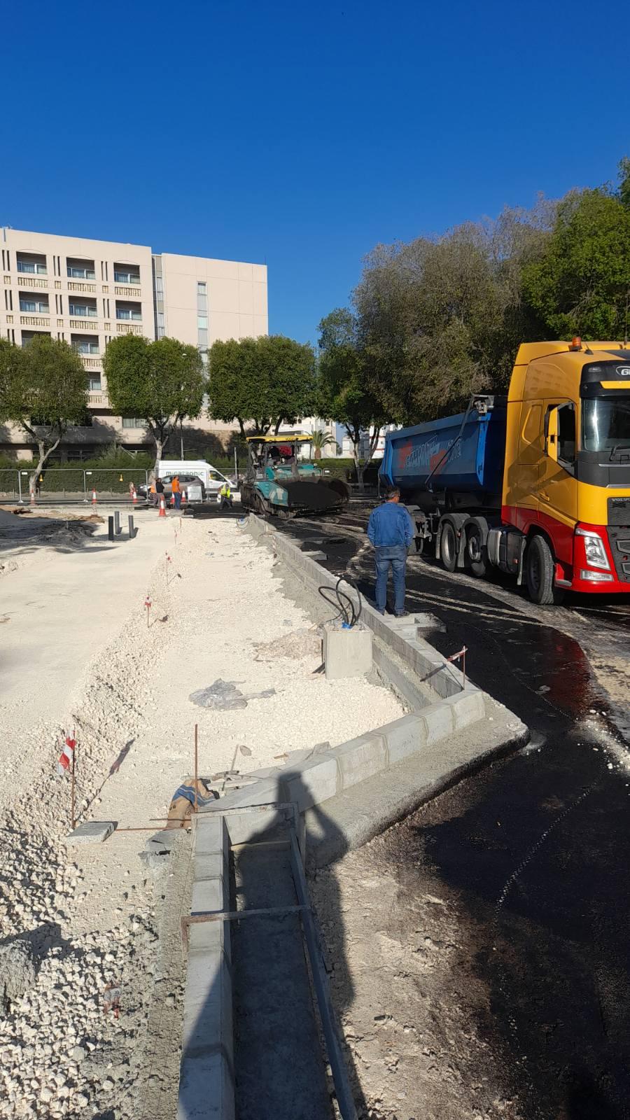 Makarios Avenue and Digeni Akrita revamp
