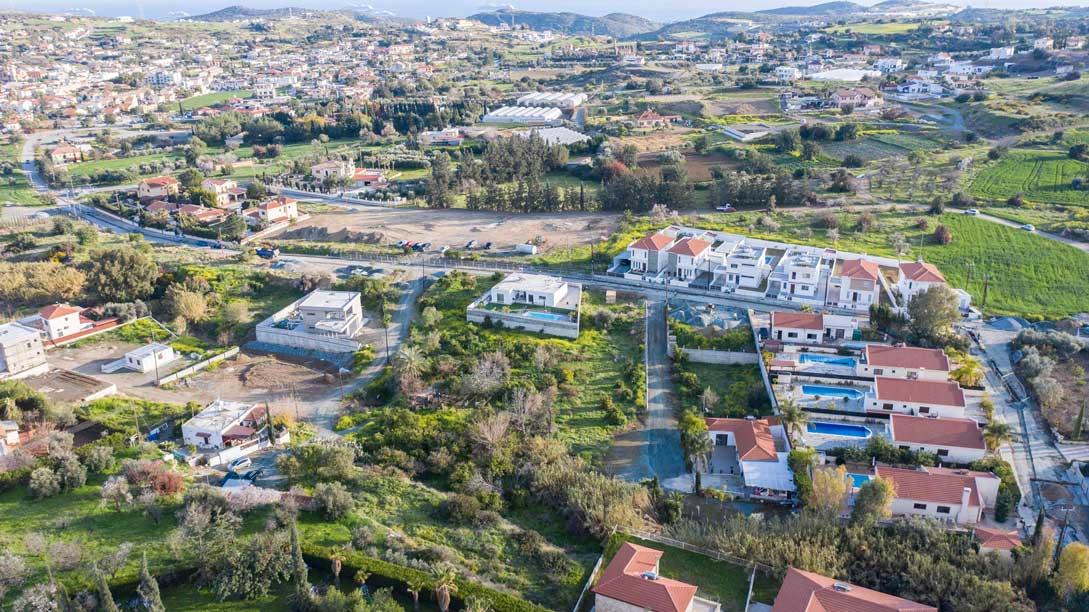 Sewage System in Pyrgos and Parekklisia