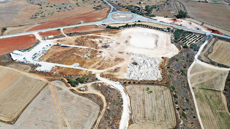 Achna Wastewater Treatment Plant