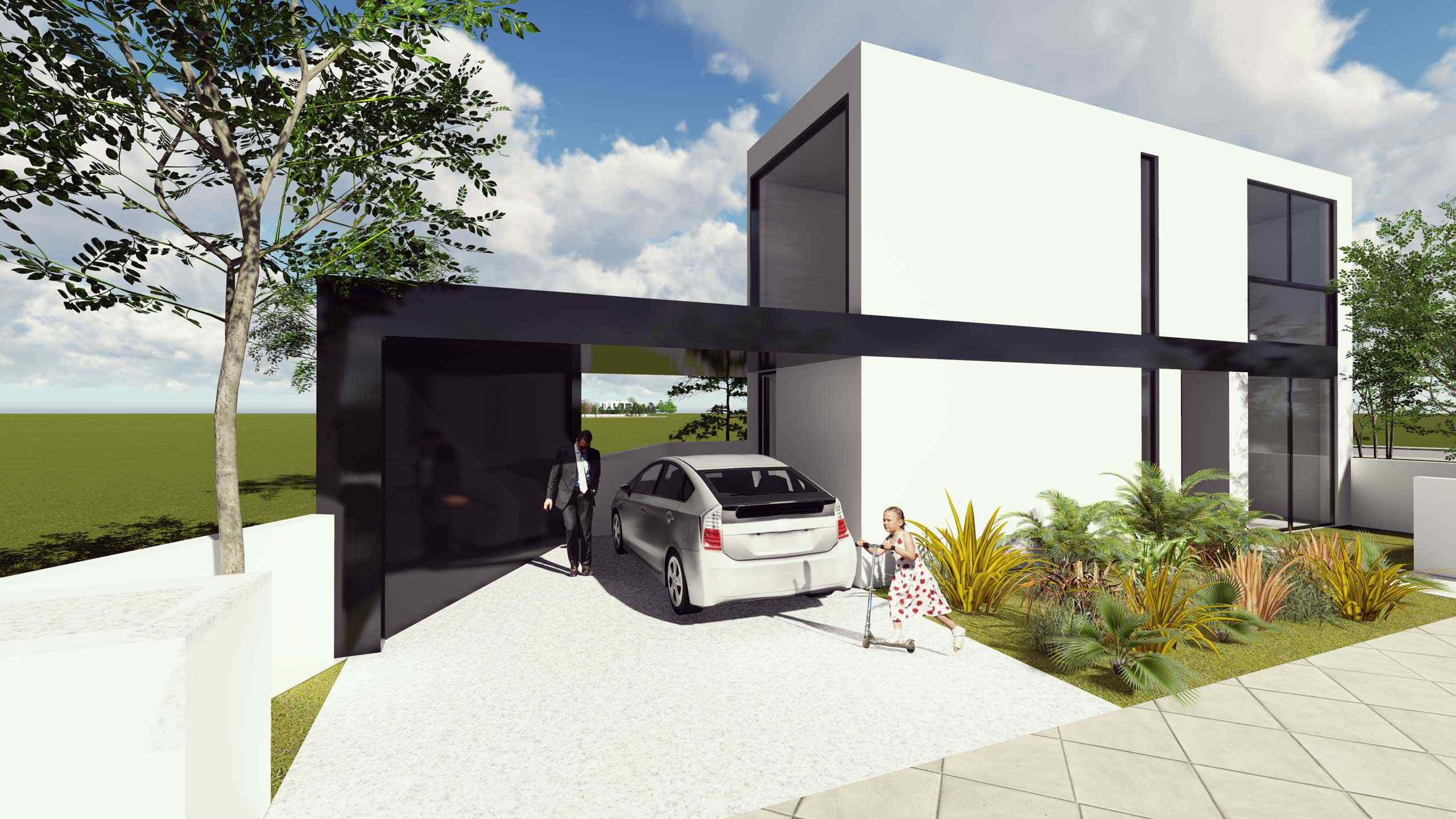 Limni 1, House1