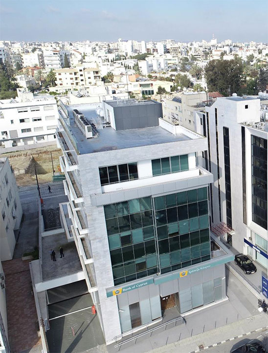 Commercial Building – Tenant Bank Of Cyprus