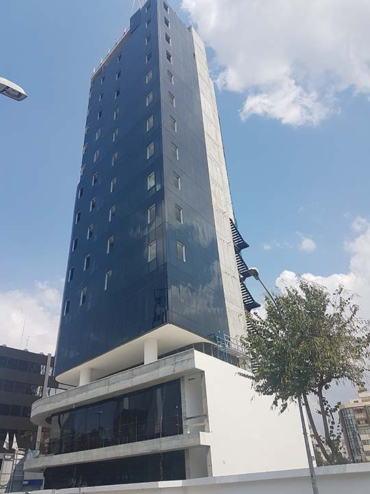 Commercial Building – Tenant Eurobank