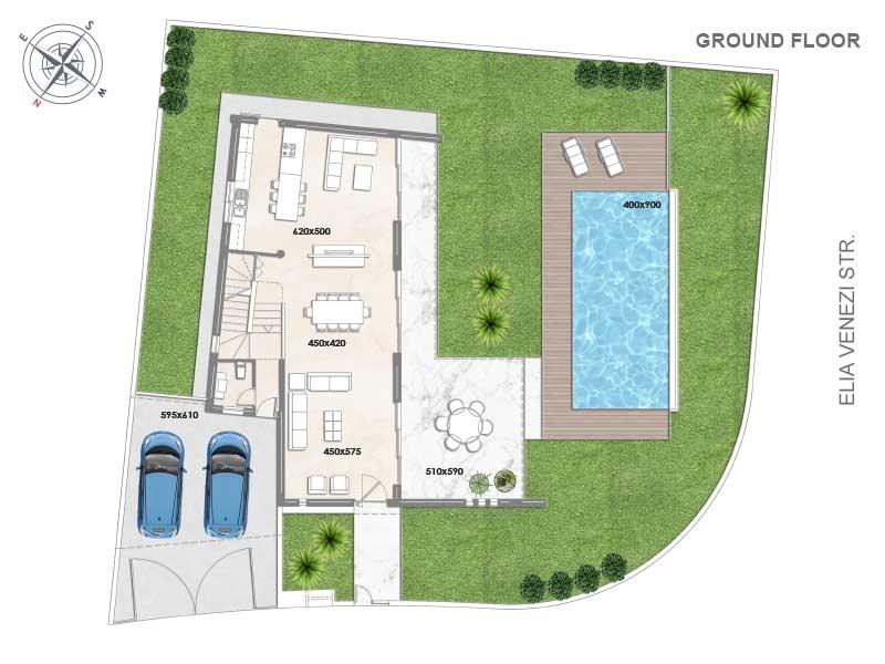 Limassol Hill Residence 1