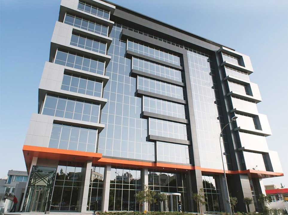 Commercial Building – Tenant PWC