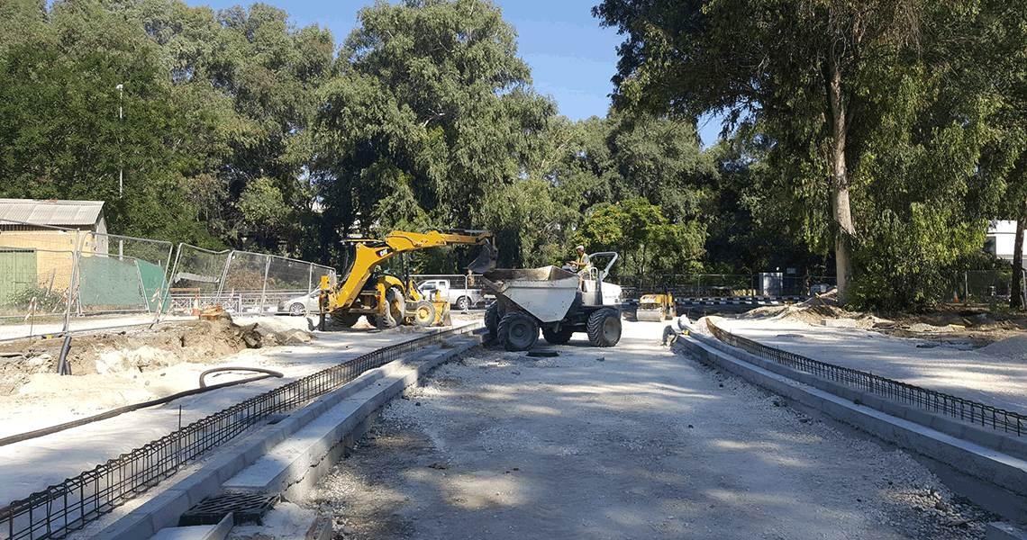 The Secretariat Reconstruction in Nicosia