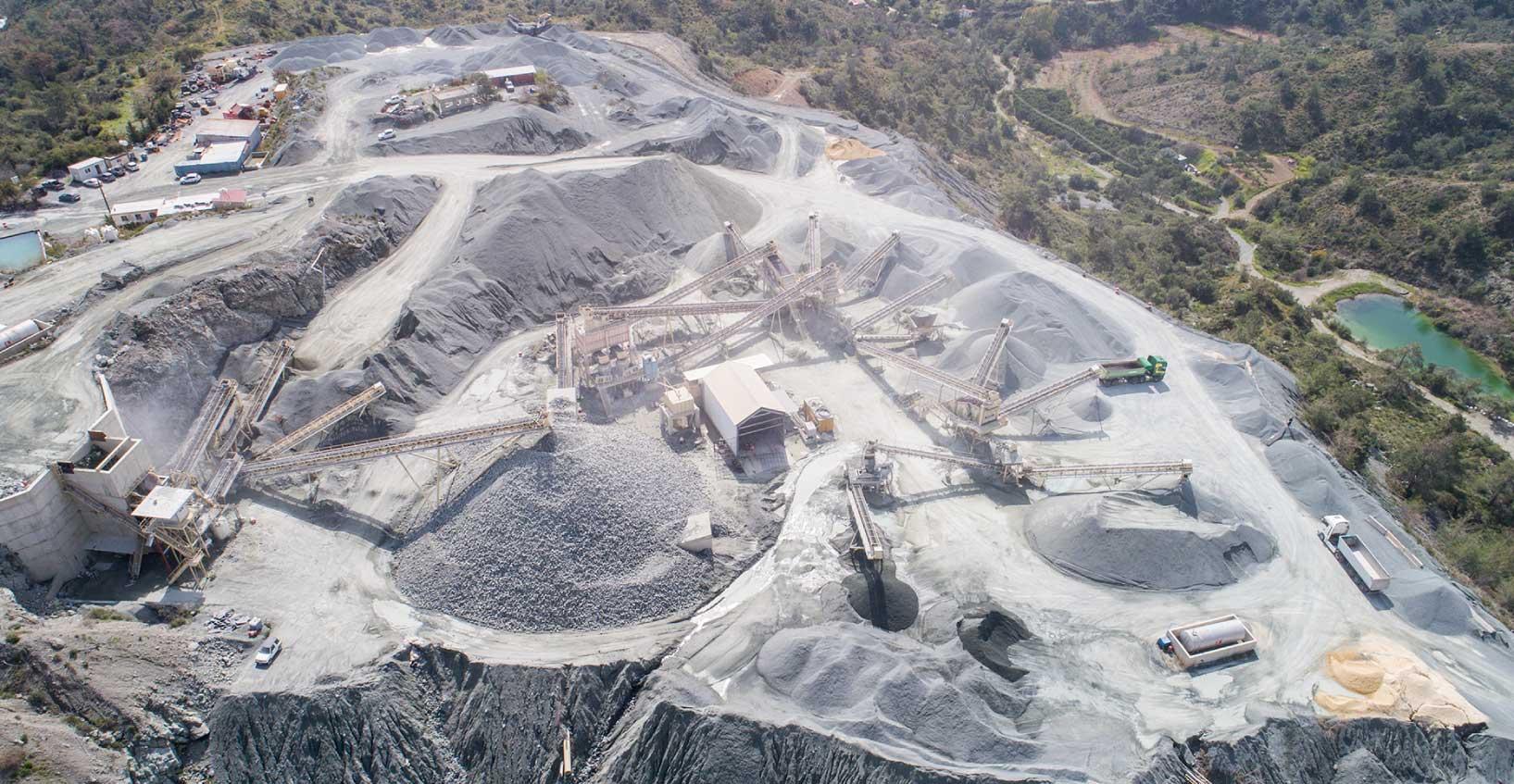 Quarries