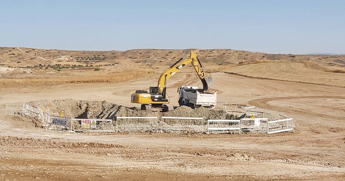 Cyfield will construct the Nicosia Ring Road